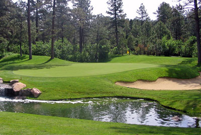 Country Club At Castle Pines, Golfing in the Castle Rock Area