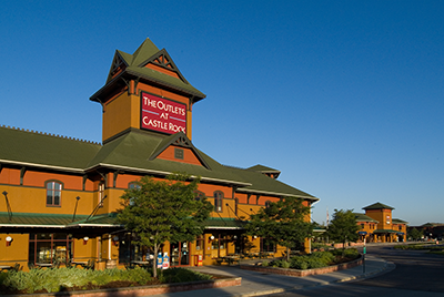 Shop Castle Rock Outlets at Castle Rock