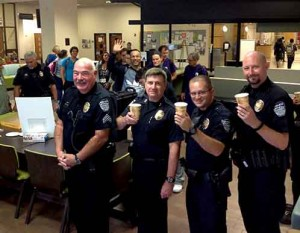 Coffee with a Cop @ Castle Rock Senior Center