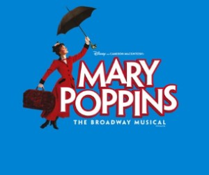 Mary Poppins the Broadway Musical presented by D.C.High School @ Douglas County High School