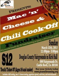 Mac'n'Cheese & Chili Cook-Off @ Douglas County Fairgrounds