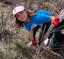 Earth Day Willow Harvest and Planting @  Memmen Ridge Open Space