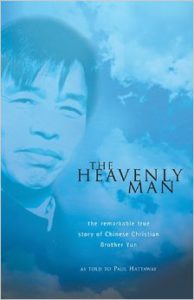 "Brother Yun the author of ""The Heavenly Man""  is Speaking in Castle Rock @ Castle View High School"
