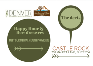 OPEN HOUSE Denver Counseling Solutions @ Denver Counseling Solutions