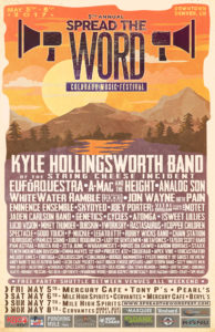 Spread The Word Music Festival 2017 @ Mile High Spirits