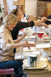 WORKSHOP How to Paint Furniture with Chalk Paint® @ Shades of Amber