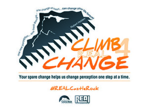 REAL Climb4Change @ Challenge Hill at Philip S. Miller Park