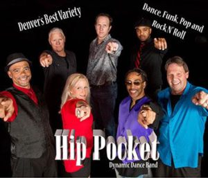 "Tunes for Trails / Perks for Parks Free Concerts  ""Hip Pocket"" @ Amphitheater at Philip S. Miller Park 