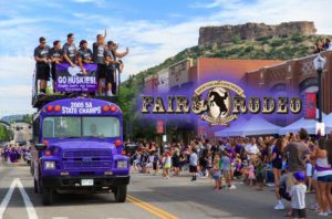 Douglas County Fair Parade @ Downtown Castle Rock