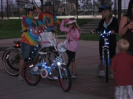 Pedal the Moon Moonlight Race @ Founders Park |  |  |