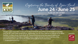 Capturing the Beauty of Open Land - Art Exhibit and Sale @ The White Pavilion