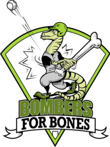 Bombers For Bones - Home Run Derby and Skills Competition benefitting IFOPA @ Douglas County Fairgrounds Baseball Fields