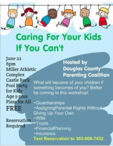 Caring for Your Kids When You Can't and Pool Party for Kids 5+ @ Miller Activity Complex