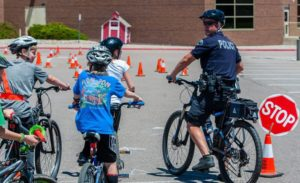Coffee with a Cop, Bike Rodeo @ Miller Activity Complex