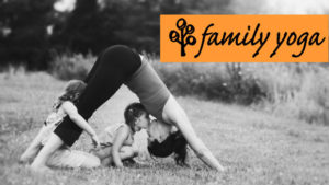 Family/Kids Yoga @ Philip  S Miller Amphitheater