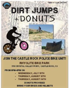 Dirt Jumps + Donuts @ Rhyolite Bike Park |  |  |