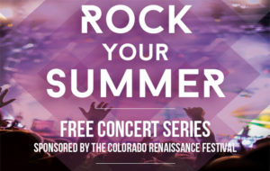 Rock Your Summer Free Concert Series @ Outlets at Castle Rock