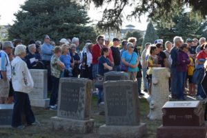 Castle Rock Historical Society Walking Tour of Bear Canyon Cemetery @ Bear Canyon Cemetery |  |  |