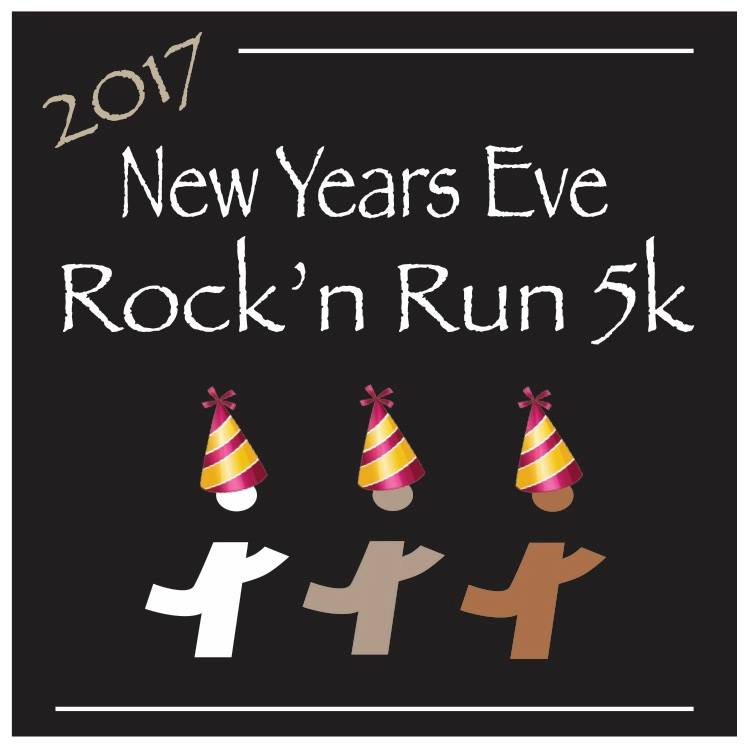 New Years Eve Rockn' Run 5K @ Douglas County Events Center