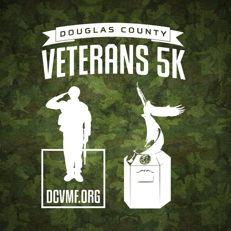 Douglas County Veterans 5K @ Douglas County Events Center - Kirk Hall