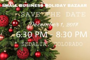 Small Business Holiday Bazaar @ The Wiens Ranch