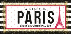 Daddy Daughter Ball - A Night in Paris @ Douglas County Events Center