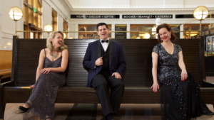 Downtown After 5 - Casino Night Featuring Vintage Vocal Trio @ Festival Park