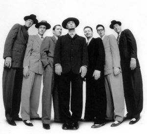 Summer Concert Series presents Big Bad Voodoo Daddy @ The Amphitheater at Philip S. Miller Park