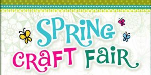 Handmade Spring Fling Craft Fair @ The Grange