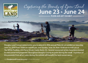 Capturing the Beauty of Open Land - Art Exhibit @ The White Pavilion |  |  |