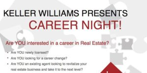 Keller Williams Career Night @ Keller Williams Action Realty, LLC