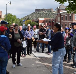 Walking Tour of Downtown Castle Rock @ The Courtyard on Perry |  |  |