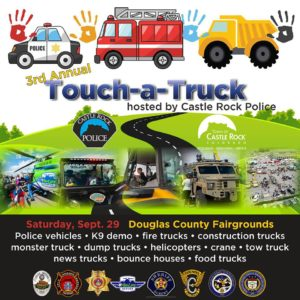Touch A Truck @ Douglas County Fairgrounds