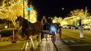 Free Carriage Rides @ Downtown Castle Rock