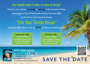 Live Your Florida Dream! @ Perry Park Country Club