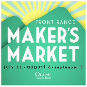 Front Range Maker's Market @ Outlets at Castle Rock |  |  |