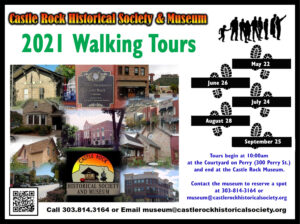 Walking Tour of Downtown Castle Rock @ The Courtyard on Perry St. |  |  |