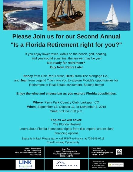 Is a Florida Retirement Right For You?